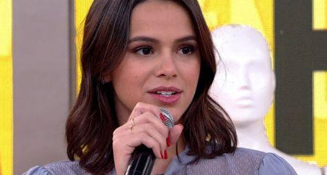 Bruna Marquezine e Globo entram em divergências sobre vida pessoal da atriz