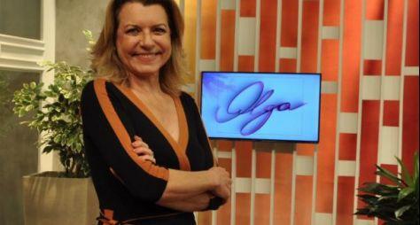 Olga Bongiovanni ironiza a pesquisa de audiencia