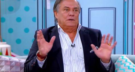 SBT e RedeTV! disputam a contratação de Ronnie Von; RedeTV! nega