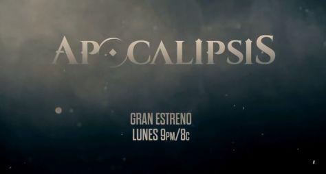 Novela Apocalipse estreia nos Estados Unidos no canal Unimás