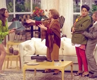 Audiência: Globo se dá bem com reprises de seriados