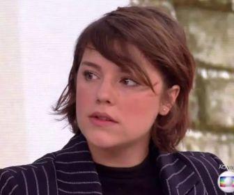 Alice Wegmann pede para descansar a imagem e não participará de supersérie