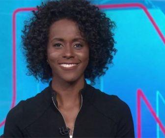 Maju Coutinho é a provável substituta de Renata Vasconcellos no Jornal Nacional