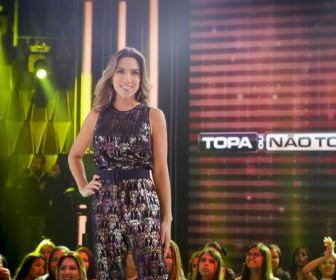 SBT lembra que penúltima temporada do Topa ou Não Topa foi um fracasso
