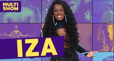 Iza deve apresentar novo programa no Multishow