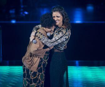 Musical de Michel Teló e Lulu Santos marca primeira noite de 'Batalhas'