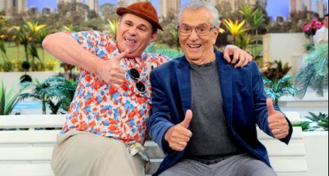 """""""A Praça é Nossa"""" fica em segundo, mas com triplo da audiência da Record TV"""