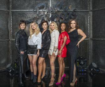 """Ritmo baladão marca estreia do time feminino na """"Dança dos Famosos"""""""