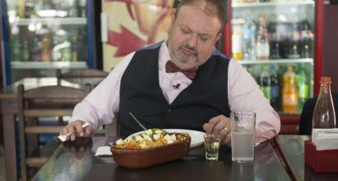 "Erick Jacquin visita restaurante nordestino na estreia de ""Pesadelo na Cozinha"""