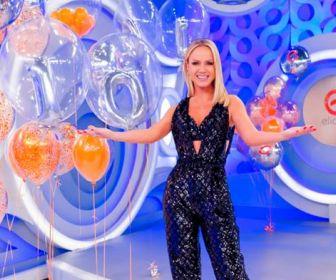 Programa Eliana comemora 10 anos no SBT neste domingo (25)