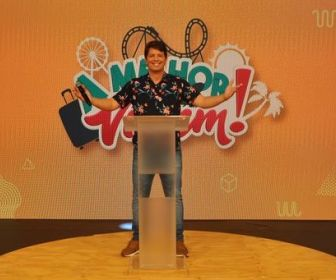 """""""A Melhor Viagem"""", com Mario Frias, torna-se programa fixo na grade da RedeTV!"""