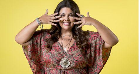 """Fabiana Karla será uma das apresentadoras do """"Se Joga"""""""