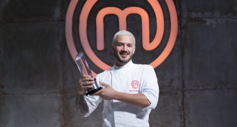 Rodrigo Massoni é o vencedor do MasterChef Brasil