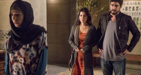 Mágida confronta Jamil sobre o assassinato de seu marido