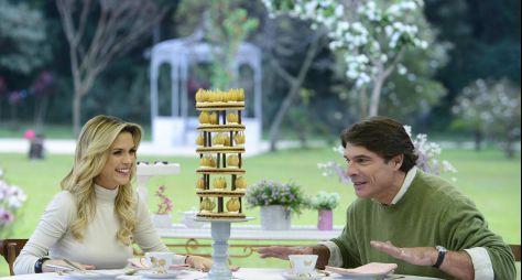 Torre de Biscoitos com seis andares é o desafio do 'Bake Off Brasil'