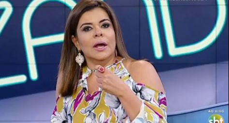 """Mara Maravilha passará a ser apenas repórter do """"Fofocalizando"""""""