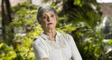 """Ana Lúcia Torre é convidada para integrar o elenco de """"A Dona do Pedaço"""""""