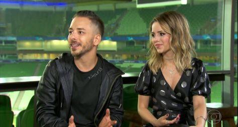 Globo não confirma exibição da volta da dupla Sandy e Junior no fim de ano