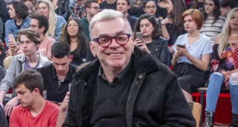 """""""Já tenho um superprojeto para televisão no ano que vem"""", avisa Walcyr Carrasco"""