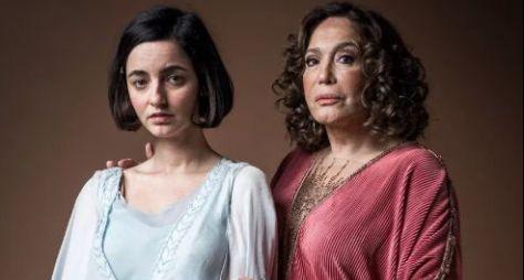 """Julia Stockler será filha de Susana Vieira em """"Éramos Seis"""""""
