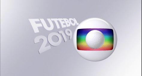 Nesta semana, Globo exibirá duas partidas de Futebol às 21h30