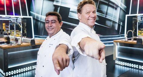 """Evento marca lançamento do """"Mestre do Sabor"""", que estreia dia 10 de outubro"""
