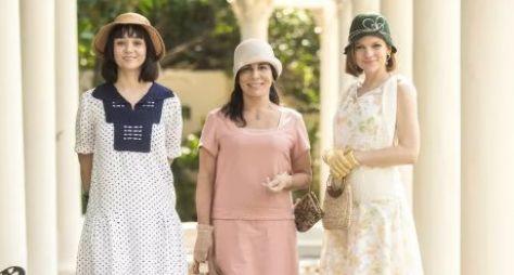 """Gloria Pires apresenta irmãs de Lola em """"Éramos Seis"""""""