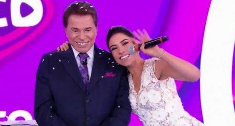 """Silvio Santos cogita transferir o """"Topa ou Não Topa"""" para as noites de quarta"""