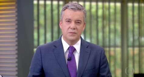TV Globo anuncia Roberto Kovalick como o novo âncora do Hora Um