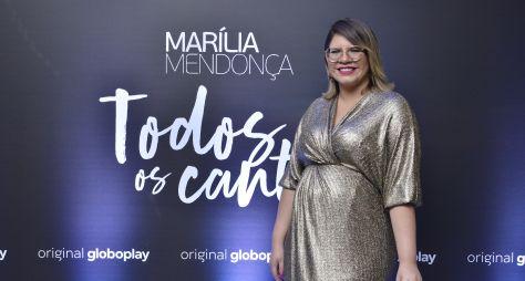 Globoplay lança 'Marília Mendonça - Todos os Cantos' com encontro em São Paulo