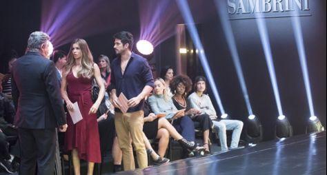 Bom Sucesso: Paloma realiza sonho de ir a um desfile de moda