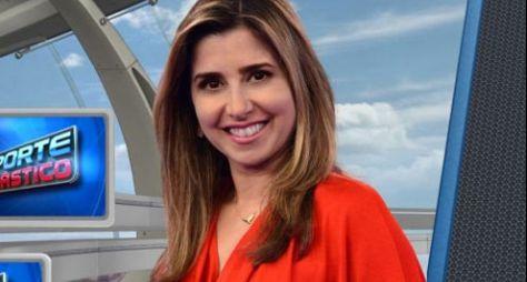 Mylena Ciribelli será aproveitada em novo esportivo da Record TV