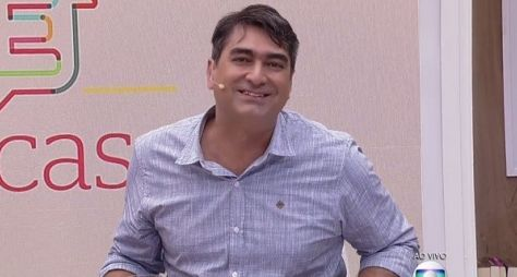 Contrato de Zeca Camargo com a Globo está quase vencido