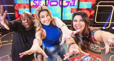 """Globo revela mais detalhes do programa """"Se Joga"""""""