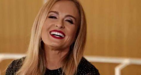 """""""Curva da Felicidade"""" é o título do novo programa de Angélica na TV Globo"""