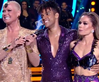 Vinicius D'Black vence quinta temporada do Dancing Brasil
