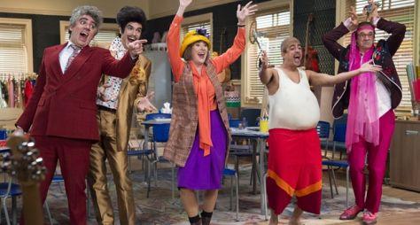 Escolinha: Turma improvisa musical 'Os Saltimbancos'