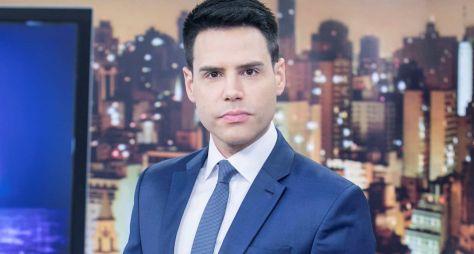 """Com saída de Gottino, Luiz Bacci assume o comando do """"Balanço Geral SP"""""""
