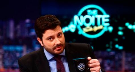 The Noite vence a Globo e conquista a primeira colocação isolada