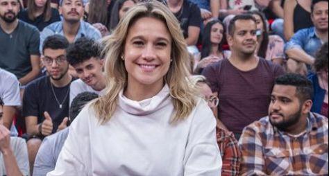 """Andréa Beltrão, Fernanda Gentil, Érico Brás e Pabllo Vittar no """"Altas Horas"""""""