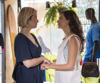 Toda Forma de Amar: Lígia deixa Rita visitar Nina