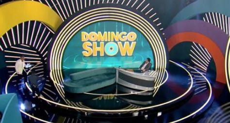 Com Geraldo Luís, Domingo Show ficará no ar até o dia 27
