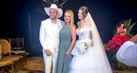 Eliana mostra com exclusividade o casamento do Mano Walter neste domingo (22)