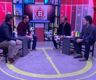 """SporTV: """"Boleiragem"""" recebe Roberto Gaúcho e Beletti"""