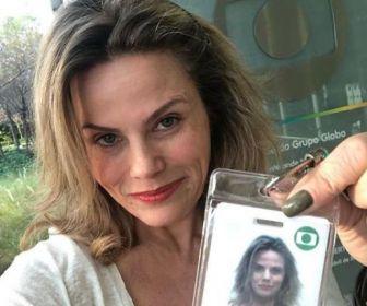 """Maria Cândida apresentará quadro no """"É De Casa"""""""