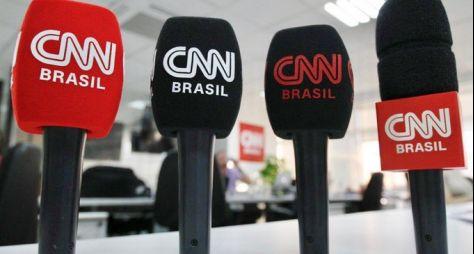 Após ataques da Record, CNN Brasil segue mirando jornalistas da concorrente