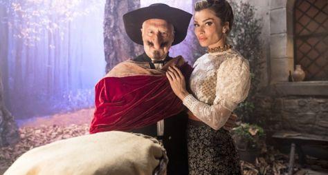 """Bom Sucesso: Paloma e Alberto revivem obra """"Cyrano de Bergerac"""""""