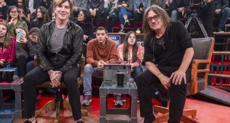 Altas Horas exibe edição musical com estrelas nacionais e internacionais