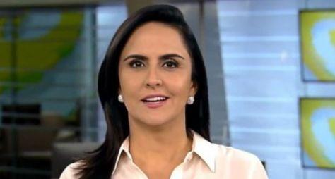 Carla Cecato apresentará edições de sábados do Fala Brasil