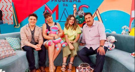 Maisa recebe Ratinho, Xaropinho e Milene Pavorô em seu programa neste sábado